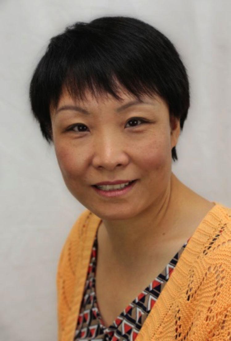 Pro Admin Lily Wang Profile